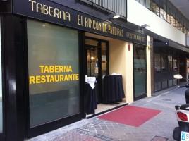 """Licencias Express - Interior restaurante """"El rincón de Pardiñas"""""""